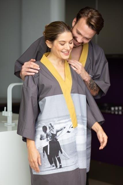 Vida y milagros Diseño textil